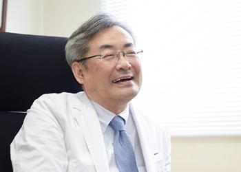 主任教授 中川和彦